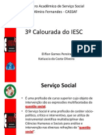 3º Calourada do IESC