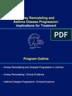 Asthma Disease Progression