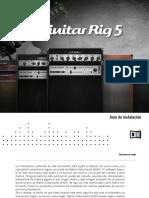 Guitar Rig 5 español