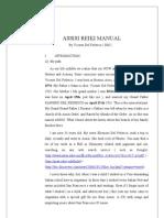 Assisi Reiki Manual