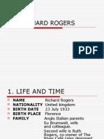 AR. Richard Rogers