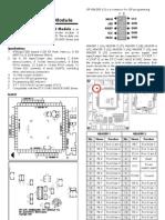 Manual DT-AVR ATmega1280 CPU Module Rev1 Eng