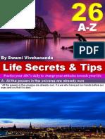 26 Life Secrets
