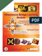 Wheatstone Bridge Participant Guide