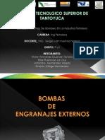 bombas de engranaje externo.pptx
