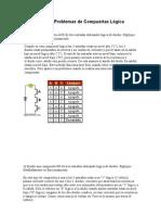 Compuertas Lógicas - 5BGonzalez