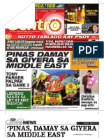 Pssst Centro June 12 2013 Issue