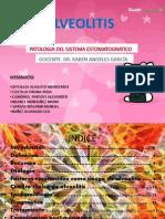 Patologia - Alveolitis-II Unidad