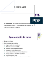 2011.I - Dir Economico I