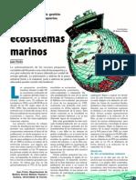 Pesca Ecosistemas Marinos (El Ecologista)