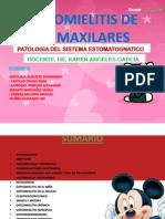 Osteomielitis Patologia