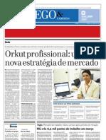Matéria Via6 - Jornal o Tempo