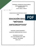 Educacion sexual  METODOS ANTICONCEPTIVOS   REVISION 2.docx