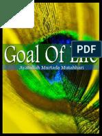 Goal of LIFE - Ayatullah Murtada Mutahhari - XKP