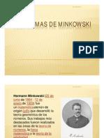 Diagramas de Minkowski