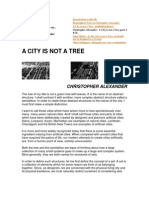Christopher Alexander-A City is Not a Tree Parts I & II.