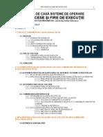 Tema 5 (Procese Si Fire de Executie)