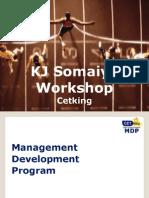 KJ Workshop