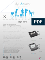 Wacom Sign&Save Signature Tools for any business