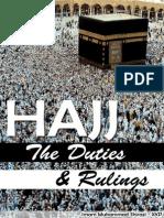 Hajj - The Duties and Rulings -Imam Muhammad Shirazi - XKP