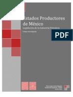 Regiones Petroleras de México - final