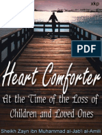 Heart Comforter at the Time of the Loss of Children and Loved Ones - Shaheed-E-Thani - Sheikh Zayn Ibn Muhammad Al-Jabi Al-Amili - XKP