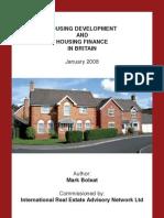 Housing Development and Finance