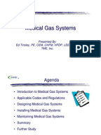 medical gas pipeline systems electrical wiring