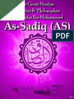 The Great Muslim Scientist and Philosopher Imam Jafar Ibn Mohammed as-Sadiq (as) -Imam Jaffer-As-Sadiq (as) - XKP