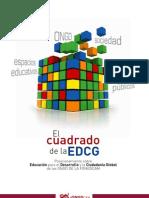 El cuadrado de la educación para el desarrollo - FONGDCAM