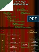 4. Ma'Rifatul Islam (Sketsa)