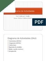 2 Diagrama de Actividades