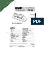 Roland PC60