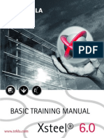 Basic Training Manual Xsteel 6.0