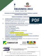 Interbusiness 2013 -Programa Especial Angola - Formas de Pagamento[1]