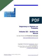 Sht Vol 3 Analise de Riscos