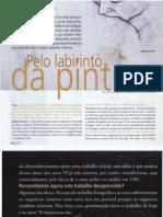Julião Sarmento, Pelo Labirinto da Pintura, City, Maio/May 2000