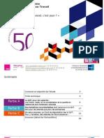 Les Français et la qualité de vie au travail