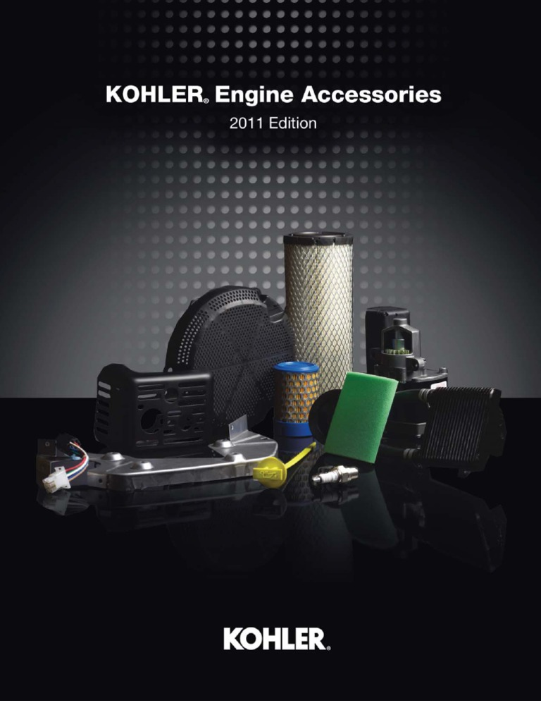 Kohler Engines Accessories Parts Catalog Fuel Injection Throttle Ch 20 Command Wiring Diagram