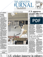 The Abington Journal 06-12-2013