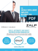 Zalp Webinar - Raising your employee referral program results to 50 of all hires