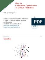20110809 SVM in PD Prediction