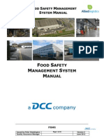 Food Management System