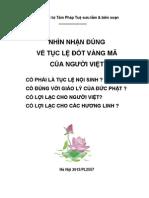 Vàng Mã Việt Nam