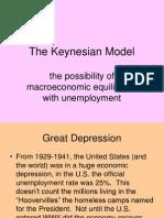 The Keynesian Modell