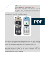 Tips Setting Email Di Hanphone