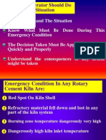 130748235 Kiln Emergency YS