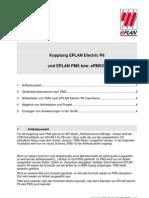 Kopplung EPLAN Electric P8- PMS