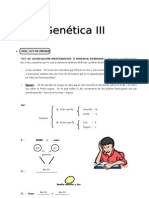 IV Bim - 4to. año - Bio - Guía 3 - Genética III