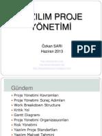 Yazılım Proje Yönetimi